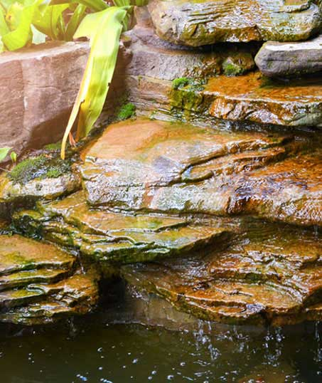 Golden Willow Landscaping Inc. Commercial Water Features