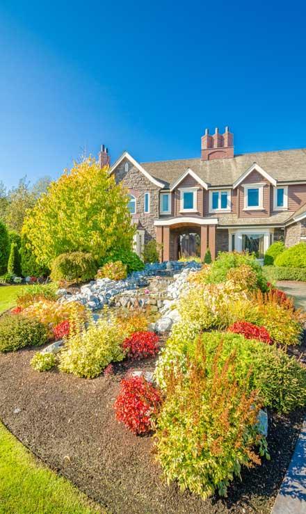 Golden Willow Landscaping Inc. Landscape Design