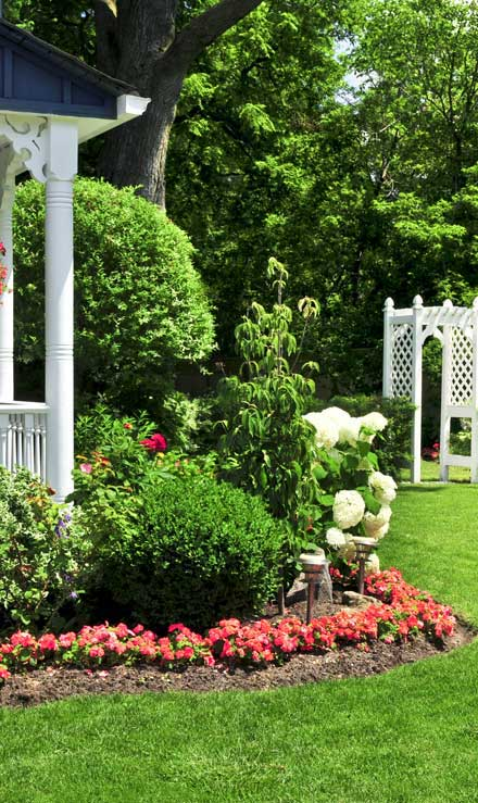 Golden Willow Landscaping Inc. Residential Landscaping
