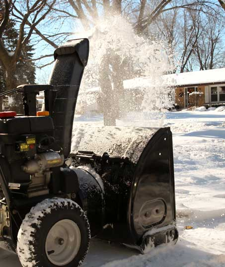 Golden Willow Landscaping Inc. Residential Snow Removal